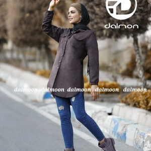 مانتو مدل ژالین-تصویر 4