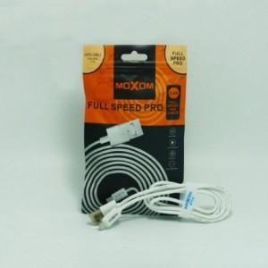 کابل شارژ micro سوپر فست moxom اورجینال