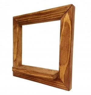 طبقه دیواری چوبی-تصویر 2