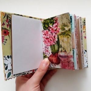 دفترچه یادداشت دستساز-تصویر 3