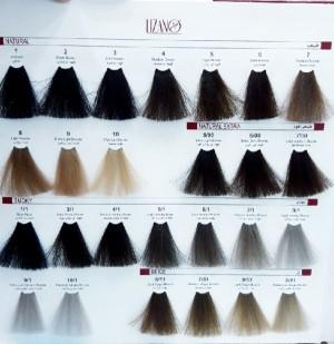 رنگ مو حرفه ای لیزانو LIZANO-تصویر 4