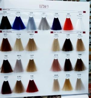 رنگ مو حرفه ای لیزانو LIZANO-تصویر 3
