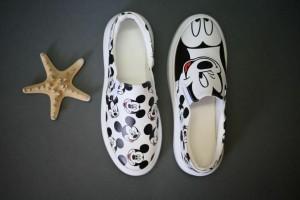 کفش میکی ماوس