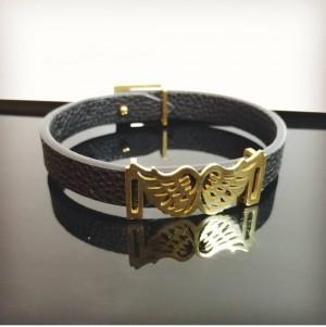 دستبند چرم آنجل اسپرت-تصویر 3