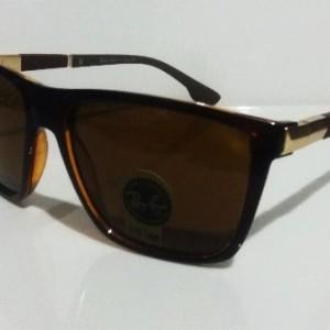 عینک آفتابی مردانه ریبن مدل RB 4328 ( استوک )-تصویر 5