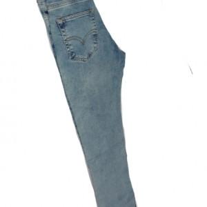 شلوار جین آبی یخی مدل لیوایز-تصویر 2