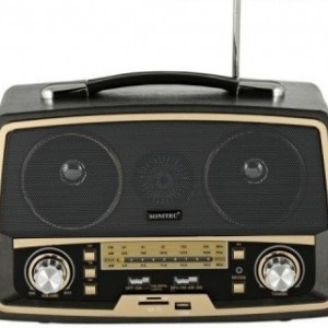 اسپیکر رادیویی کمای ۰۰۱