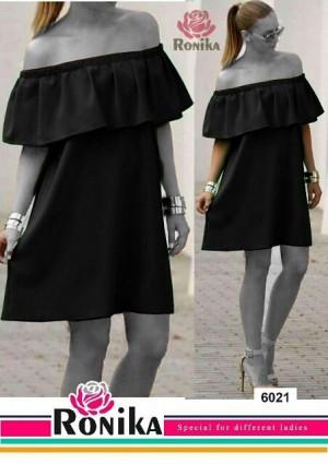 پیراهن شنلی کد ۶۰۲۱-تصویر 2