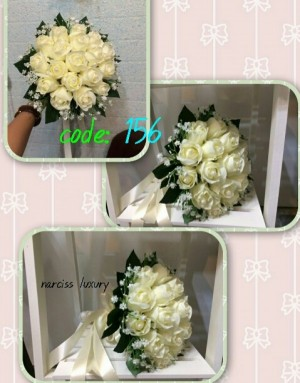 دست گل عروسی یا نامزدی