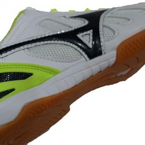 کفش فوتسال مردانه میزانو 9289 سفید-تصویر 2