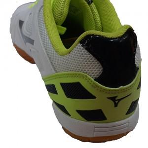 کفش فوتسال مردانه میزانو 9289 سفید-تصویر 3