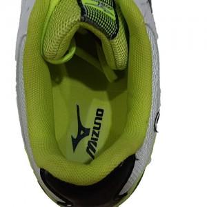 کفش فوتسال مردانه میزانو 9289 سفید-تصویر 4