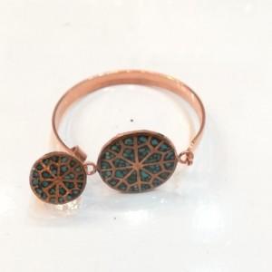 دستبند مسی-تصویر 3