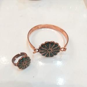 دستبند مسی-تصویر 5