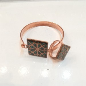 دستبندهای مسی-تصویر 2