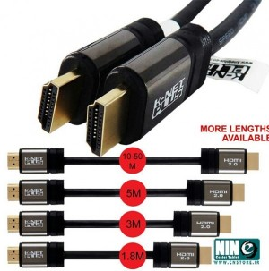 کابل2.0 HDMI کی نت پلاس به طول 15متر