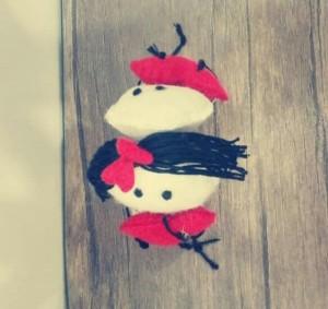 عروسک فانتزی عاشقانه
