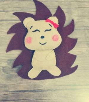 عروسک فانتزی خرسی