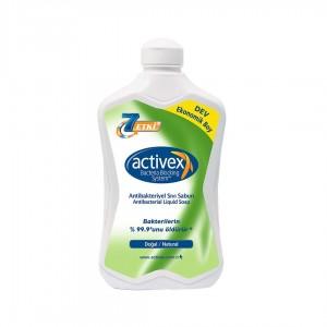 صابون مایع اکتیوکس مدل Activex Natural