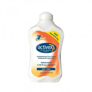 صابون مایع اکتیوکس مدل Activex Active