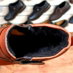 کفش نیم بوت مردانه-تصویر 3