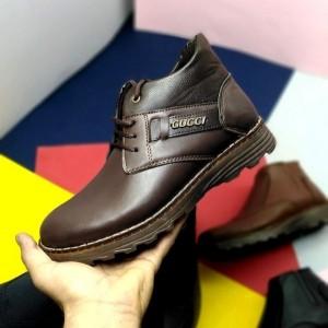 کفش نیم بوت مردانه