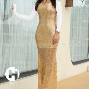 لباس مجلسی تیاراماکسی چی-تصویر 3
