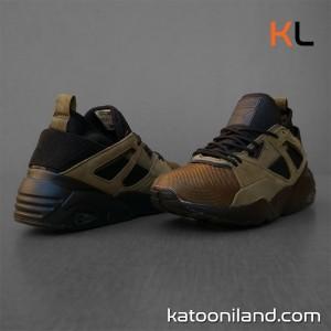 کفش کتانی پوما ترینومیک جورابی-تصویر 3