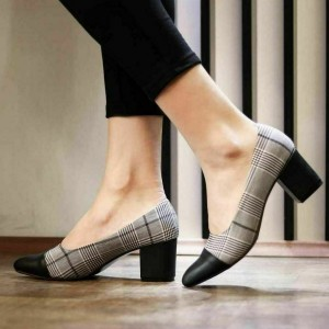 کفش مجلسی دوتکه
