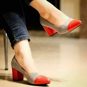 کفش مجلسی دوتکه-تصویر 2