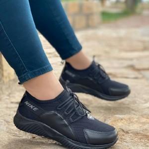 کفش کتانی بند تزئین