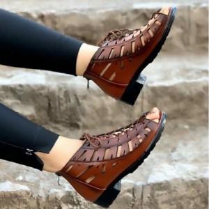 کفش مجلسی چرم-تصویر 2
