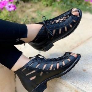کفش مجلسی چرم