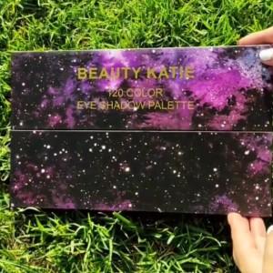 پلت سایه اورجینال 120 رنگ از برند Beauty katie-تصویر 4