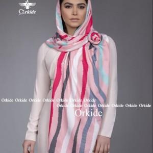 شال نخ ابریشم گارزا Luxury-تصویر 3