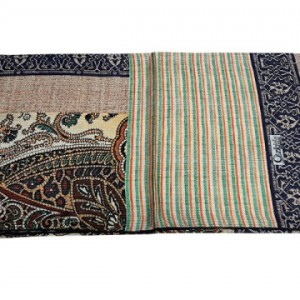 روسری نخ ابریشم گارزا Luxury-تصویر 3