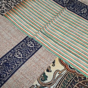 روسری نخ ابریشم گارزا Luxury-تصویر 2