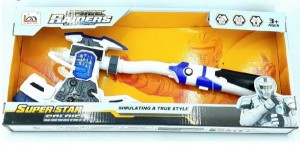 اسباب بازی تبر فضایی لی منگ تویز مدل space raders-تصویر 2