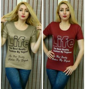 تی شرت life