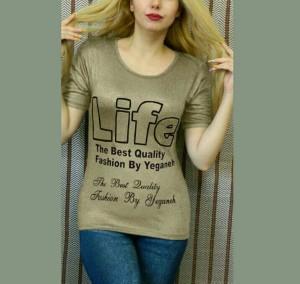 تی شرت life-تصویر 2