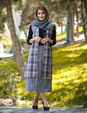سارافن و دامن پشمی-تصویر 2