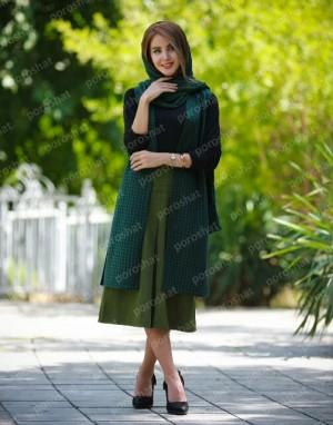 سارافن و دامن پشمی-تصویر 5