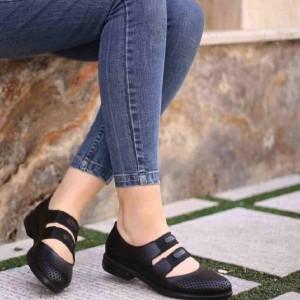 کفش چرم کشدار-تصویر 2