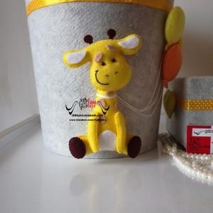 سطل و جادستمال عروسکی-تصویر 2