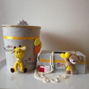 سطل و جادستمال عروسکی