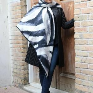روسری نخی پاییزه کد ۰۵