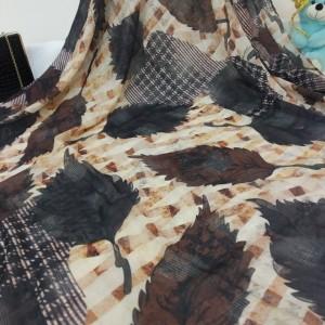 روسری نخی دست دوز-تصویر 2