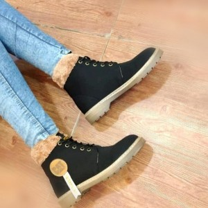 کفش نیم بوت زنانه-تصویر 2