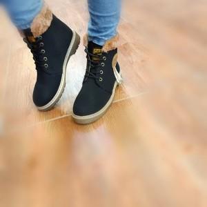 کفش نیم بوت زنانه-تصویر 3