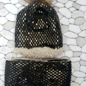 شال و کلاه دخترانه-تصویر 2
